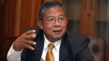 Menteri Koordinator Bidang Perekonomian Darmin Nasution