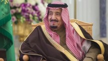 Raja Arab Saudi Salman bin Abdulaziz. (Bandar Algaloud - Saudi Kingdom Council - Handout/Anadolu Agency/Getty Images)
