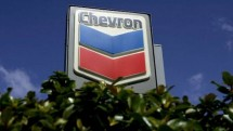 Chevron. (Justin Sulivan/Getty Images)