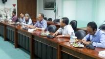 Kunjungan Asisten Deputi Kementerian BUMN Purnomo ke PT. Petrokimia Gresik (PG)