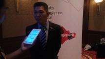 Mr. Raymond Lim, Area Director Singapore Tourism Board (STB) (Chodijah Febriyani/Industry.co.id)
