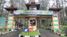 Taman Wisata Baturraden, di Banyumas (Ist)