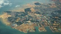 Kawasan Industri di Batam (Jerry Redfern/Getty Images)
