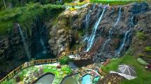 Tempat Wisata Baturraden, Banyumas (Ist)