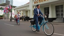Wali Kota Bandung Ridwan Kamil. (Bay Ismoyo/AFP)