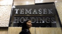 Temasek Holdings. (Munshi Ahmed/Bloomberg)