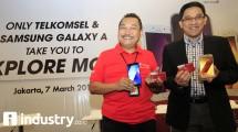 Peluncuran Samsung Galaxy A (2017) bersama Telkomsel