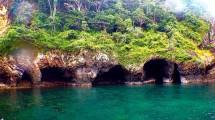Gua Sarang, Pulau Weh, Aceh. (Foto: IST)