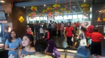 McDonlad's Mengadakan National Breakfast Day (Chodijah Febriyani/Industry.co.id)