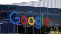 Kantor Google di California, Amerika Serikat. (Getty Images/Justin Sullivan)
