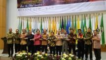Peluncuran Indonesia Investment Week- Singapore Chapter 2017 di Kantor Kemendagri, Jakarta, Selasa (14/3/2017). (Irvan AF/INDUSTRY.co.id)