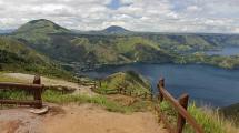 Wisata Danau Toba, Sumatera Utara (MadeDevyDeria/Getty Images)