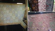 Koleksi Batik Indonesia di Museum Tekstil (Chodijah Febriyani/INDUSTRY.co.id)