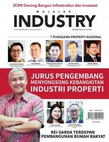 Majalah Industry Edisi Maret 2017 (Asep Awaludin)
