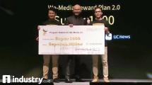 Peluncuran We-media dari UCweb (Hariyanto/ INDUSTRY.co.id)