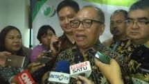 Dirut BPJS Ketenagakerjaan Agus Susanto, Menara Jamsostek, Kamis 23/3 (Fadli: Industry.co.id)