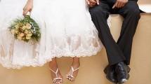 Ilustrasi Pesta Pernikahan (Yuri Arcurs/Getty Images)