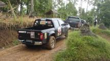 Olah raga off road di Tanjung Lesung. (Foto: IST)