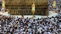 Ilustrasi pengamanan di Masjidil Haram, Mekkah, Arab Saudi. (Anadolu Agency/Getty Images)