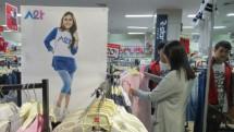 Busana Fashion A2T kerjasama dengan 116 Departemen Store Ramayana