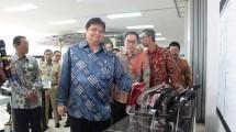 Menperin Airlangga Hartato Resmikan R&D Daihatsu Karawang
