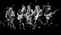Lima Gitaris Dunia yang tergabung dalam Generation Axe