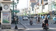 Jl.Malioboro di Yogyakarta (jokoleo/Getty Images)