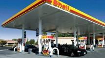 Stasiun pengisian bahan bakar Shell. (Foto: Ist)