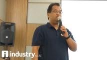 Deputy of CEO UangTeman Rio Quiserto (Hariyanto/ INDUSTRY.co.id)
