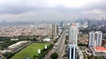 Ilustrasi bank tanah di Jakarta