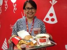 Asosiciate Director Marketing & Communication McDonalds Indonesia Sutji Lantyka