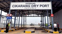 Cikarang Dry Port. (Foto: The President Post)