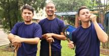 """Gading Marten, Uus dan Andhika melanjutkan serial """" 3 Semprul mengejar Surga"""" di SCTV"""