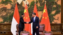 Presiden Ri Joko Widodo dan Presiden Xi Jinping (Foto: Istimewa)