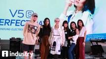 Peluncuran Smartphone Selfie Vivo V5s