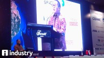 President Director & CEO Alexander Rusli (Hariyanto/ INDUSTRY.co.id)
