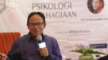 Komaruddin Hidayat, Penulis Buku Psikologi Kebahagiaan (Foto:Thepresidentpost)
