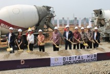 Sinar Mas Land Lakukan Groundbreaking Kawasan Digital Hub BSD City