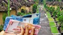 Pemerintah Gelontorkan Dana Desa Rp 1,4 Miliar
