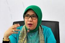 Nurhaida Wakil Ketua OJK (Foto Ist)
