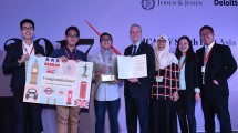 Universitas Indonesia Juara ICAEW Southeast Asia Business Challenge 2017