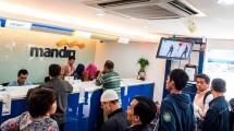 Bank Mandiri (Metrotvnews.com)