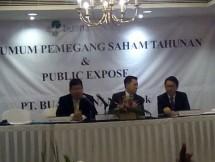 PT Buana Finance Tbk (BBLD) (Foto Abraham Sihombing)