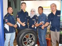 PT Goodyear Indonesia Tbk turut memberikan program khusus ramadhan bagi pengguna mobil untuk mengganti bannya yang lama dan rusak dengan ban baru.