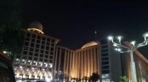 Masjid Istiqlal, Jakarta (Chodijah Febriyani/Industry.co.id)