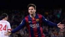Penyerang Barcelona dan Argentina Lionel Messi. (Foto: IST)