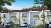 Palm Townhouse Jababeka Residence
