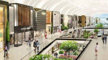 Ilustrasi Mall