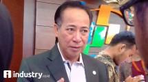 Deputi Bidang Statistik Sosial BPS, M Sairi Hasbullah (Hariyanto/ INDUSTRY.co.id)