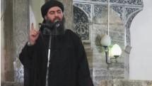 Pemimpin ISIS Abu Bakar Al-Baghdadi (Foto: BBC)
